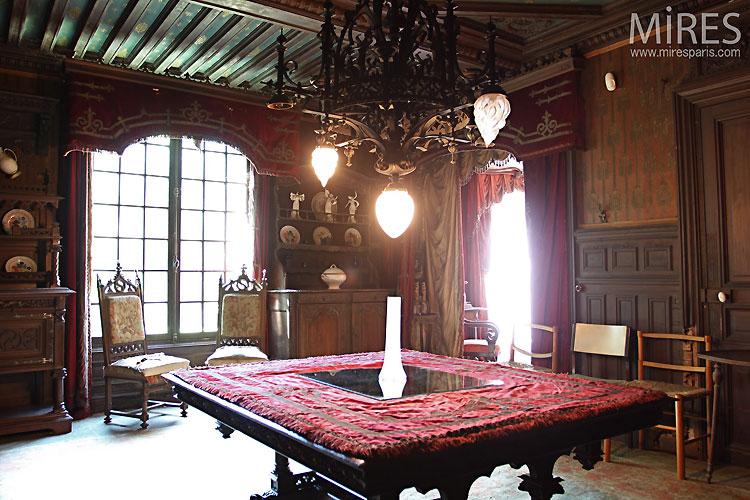 Baroque mires paris - Deco couloir baroque ...
