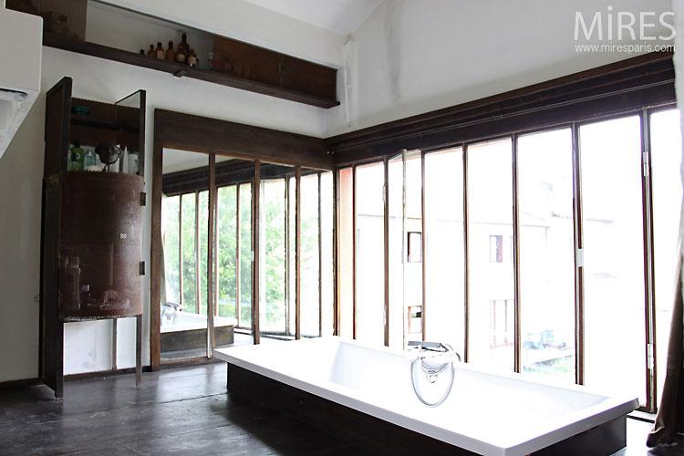 Vitre salle de bain my blog for Vitre salle de bain