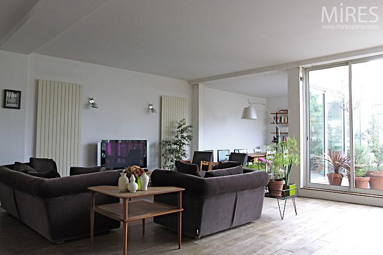 Contemporary living room. C0325