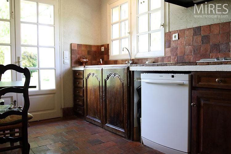 Old kitchen. C0322