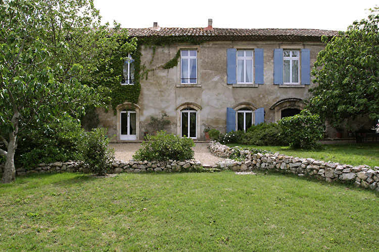 Typical south french house. C0339