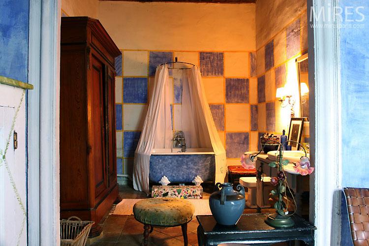 Salle de bain des merveilles. C0339