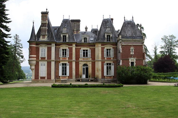 Parc et château. C0362