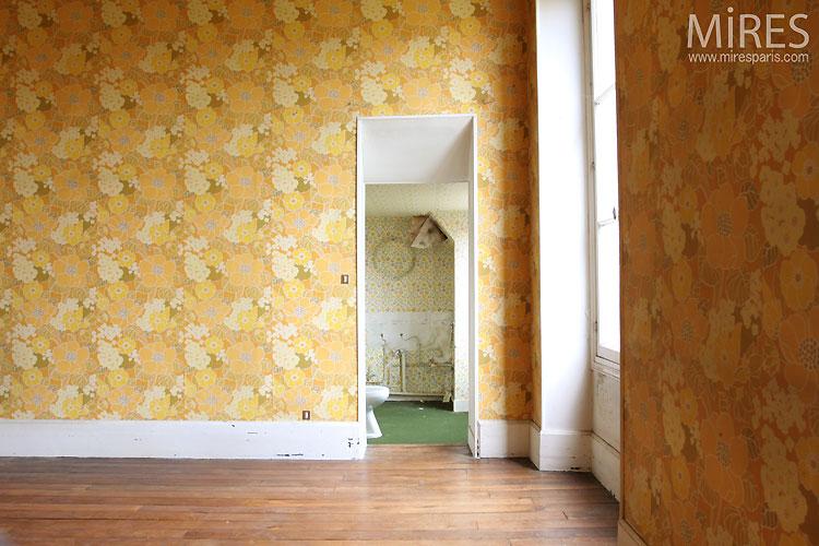 Chambre vide c0360 mires paris for Chambre vide