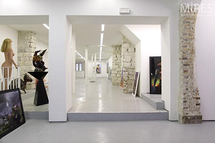 Galerie parisienne. C0383