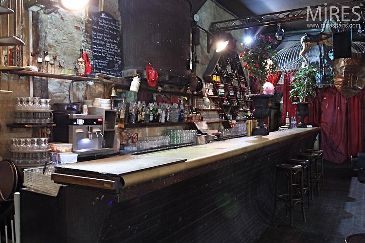 Bar des merveilles. C0429