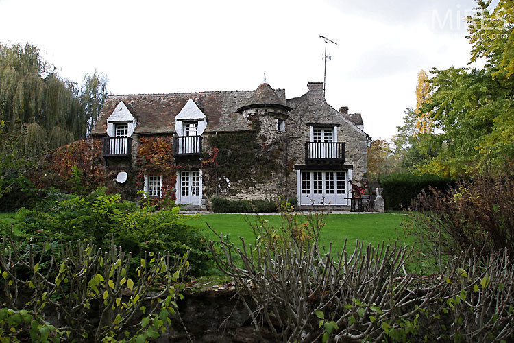 Old french house. C0450