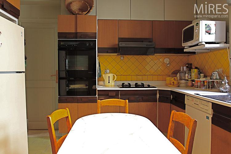 cuisine parisienne c0467 mires paris. Black Bedroom Furniture Sets. Home Design Ideas