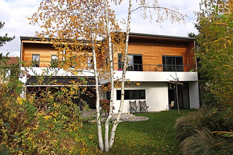 Maison d'architecte. C0476 | Mires Paris