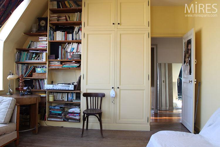 Chambre et chevalet c0475 mires paris - Chevalet de chambre ...