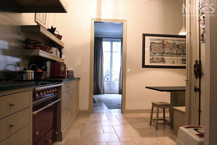 cuisine parisienne c0490 mires paris. Black Bedroom Furniture Sets. Home Design Ideas