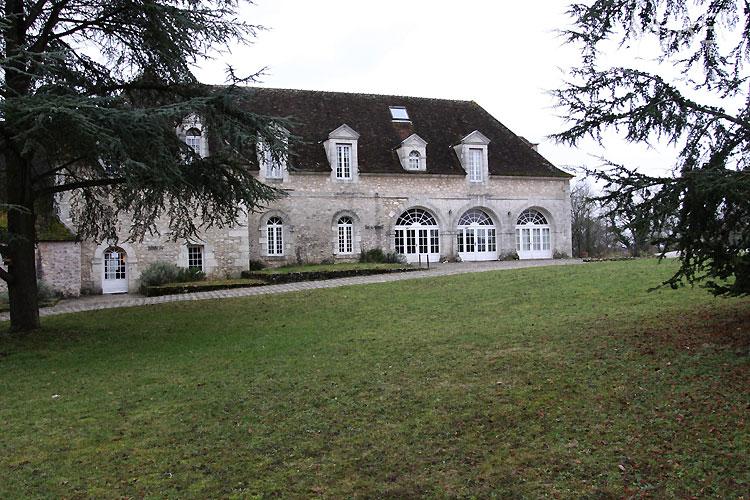 Château provincial. C0494