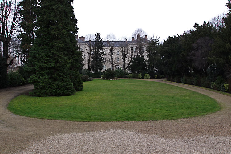 Hôtel particulier. C0520