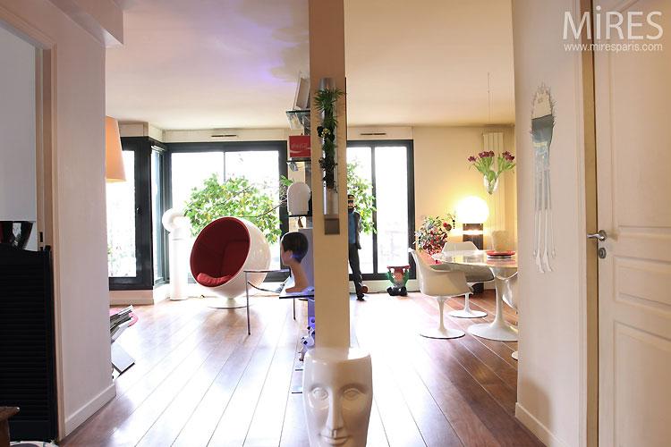 s jour contemporain c0513 mires paris. Black Bedroom Furniture Sets. Home Design Ideas