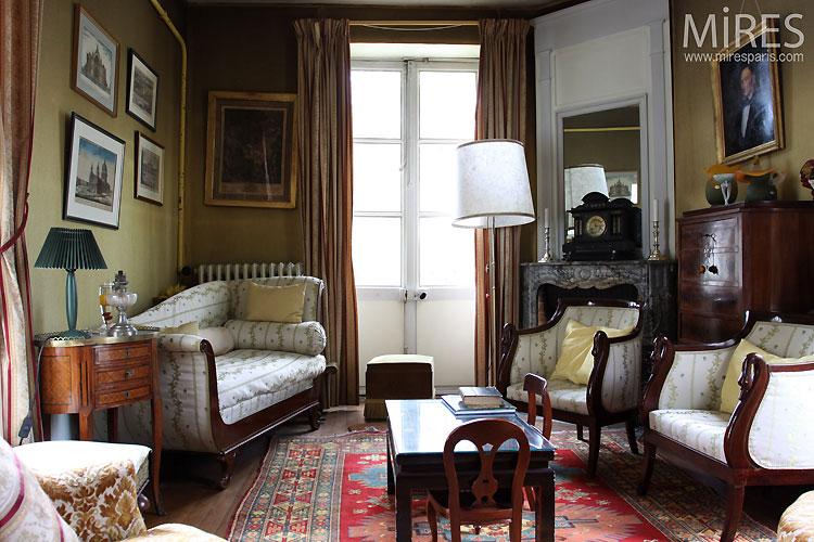 Salon classique. C0526   Mires Paris