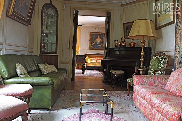 Salon classique. C0526 | Mires Paris