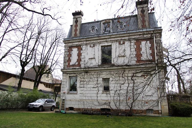 Maison de famille c0532 mires paris - Maison de famille paris ...