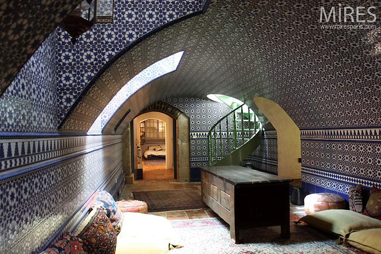 salon oriental sous vo te c0530 mires paris. Black Bedroom Furniture Sets. Home Design Ideas