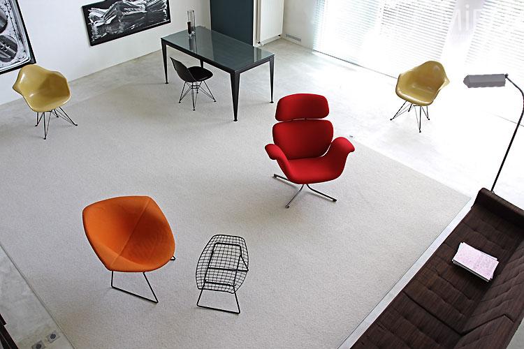 Salon épuré moderne. C0543