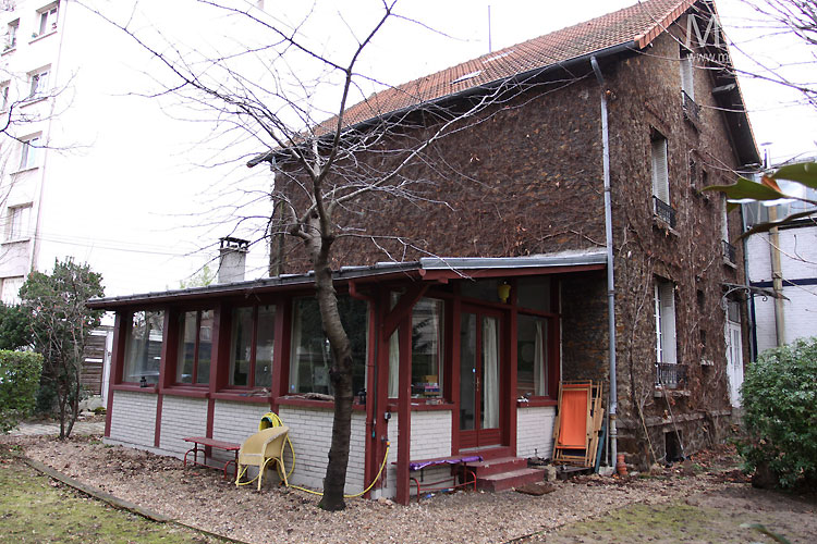 Maison de banlieue parisienne c0529 mires paris - Maison parisienne ...