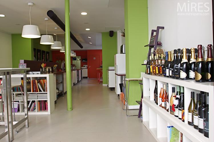 Atelier de cuisine c0561 mires paris for Atelier cuisine paris