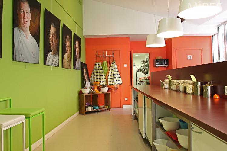 Atelier de cuisine c0561 mires paris - Ateliers de cuisine paris ...