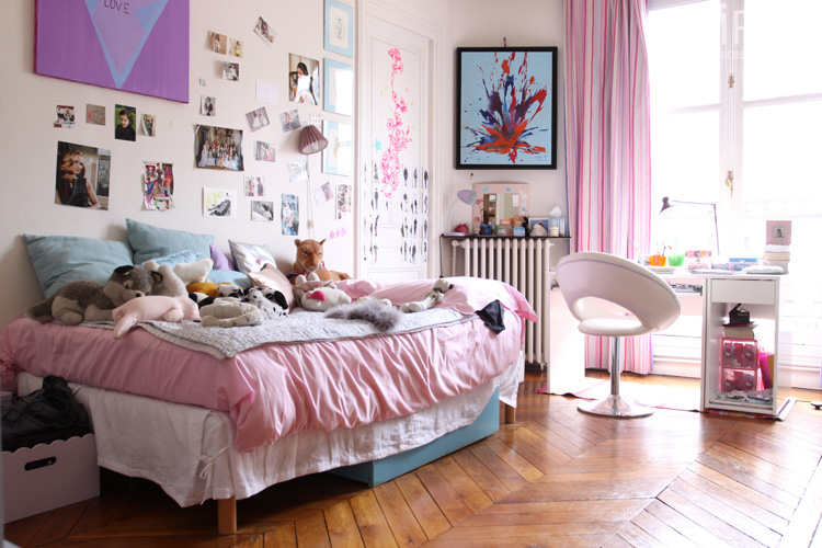 d co chambre de fille 12 ans. Black Bedroom Furniture Sets. Home Design Ideas