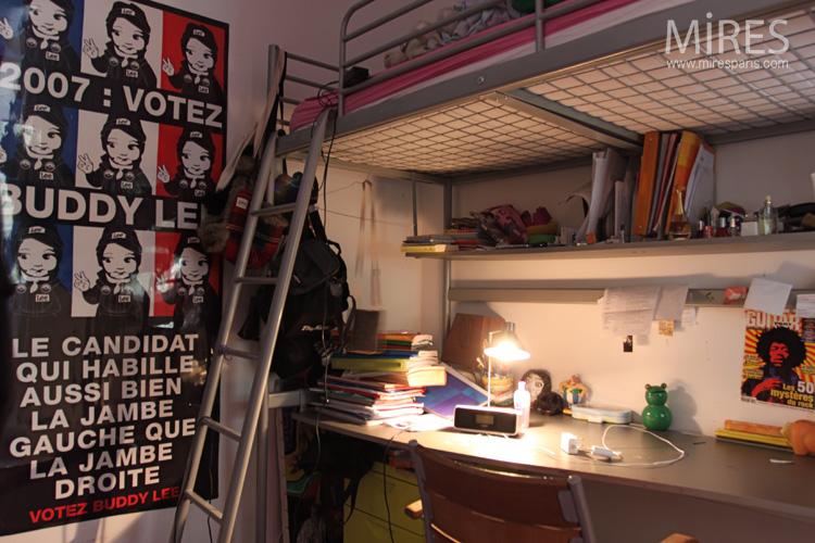 Chambre d enfant mires paris page 13 for Chambre d ado fille 15 ans