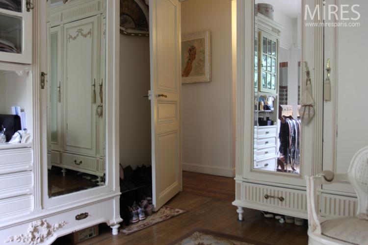 Salon Dressing De Style Classique C0609 Mires Paris