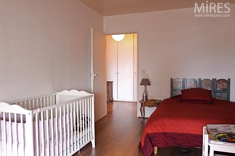 Chambre parents/enfants. C0627