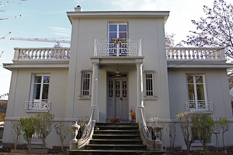 Home Basement Office