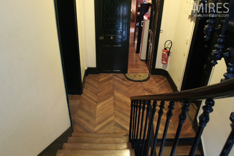 Double staircase. C0654