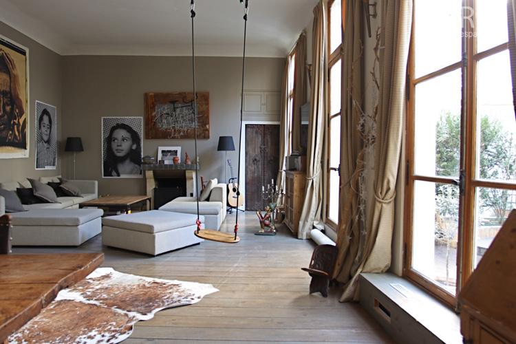 Salon Eclectique Et Decontracte C0683