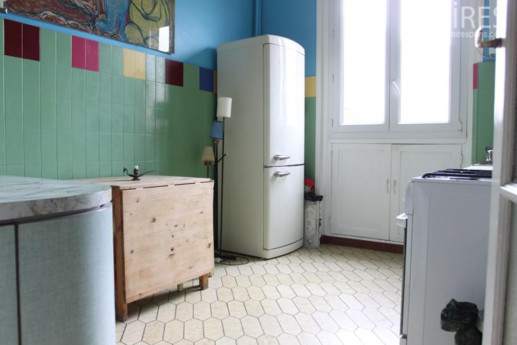 Cuisine colorée. C0684 | Mires Paris