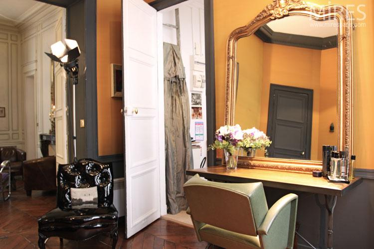 Salon de coiffure atypique c0666 mires paris - Salon de coiffure paris 20 ...