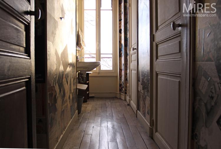 Corridors and stairways. C0703