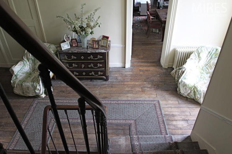 Couloirs et escaliers. C0712