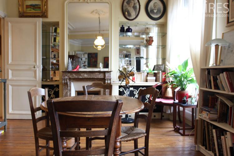 Salle  Manger Au Charme DAntan C  Mires Paris