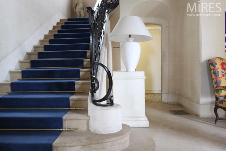 Corridors and stairways. C0723
