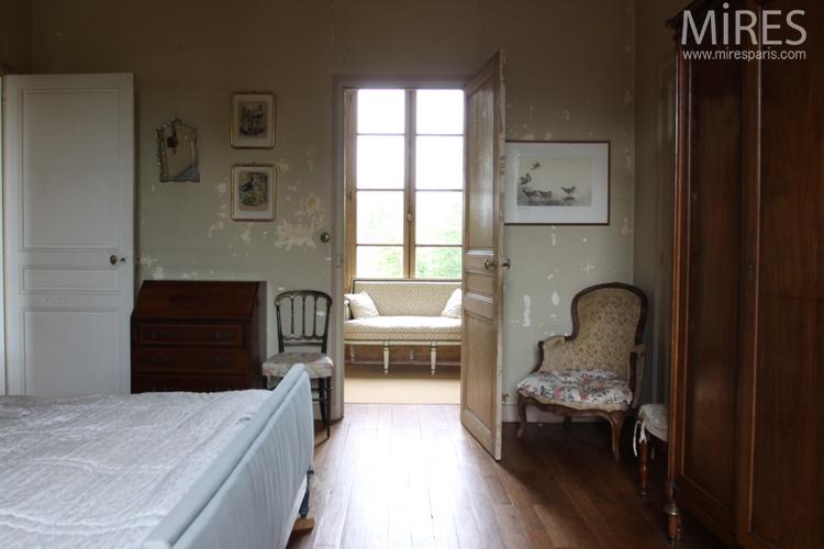 Deux chambres sur couloir. C0726