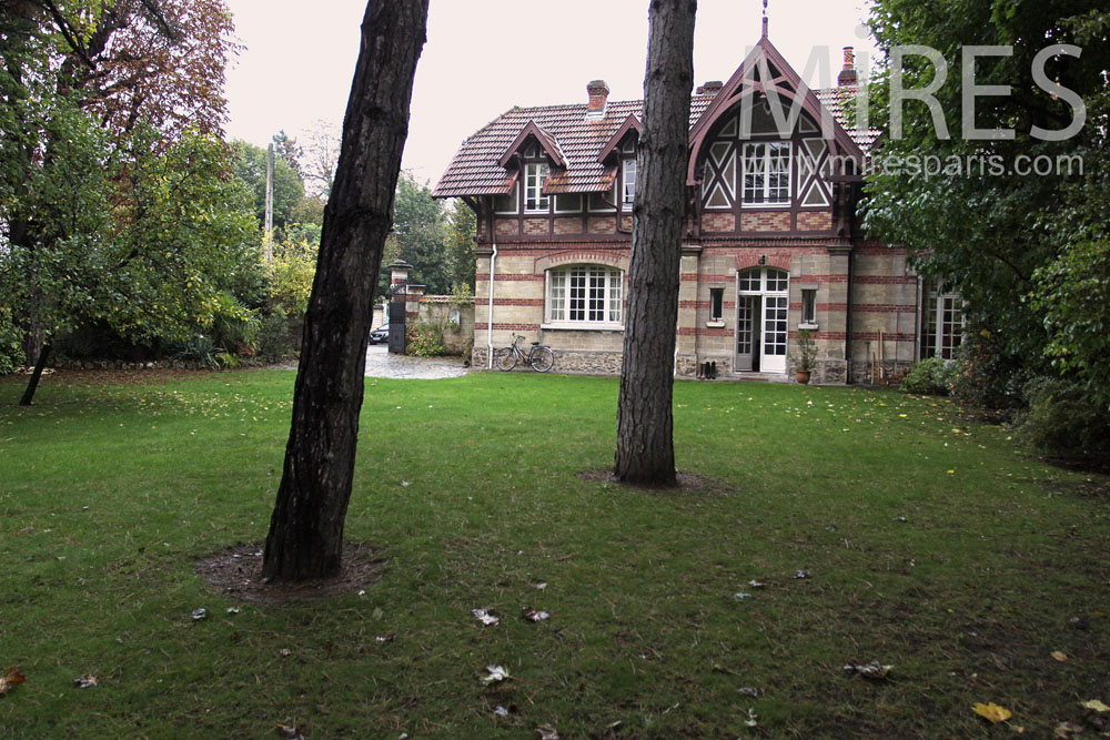 Anglo normand house. C0769