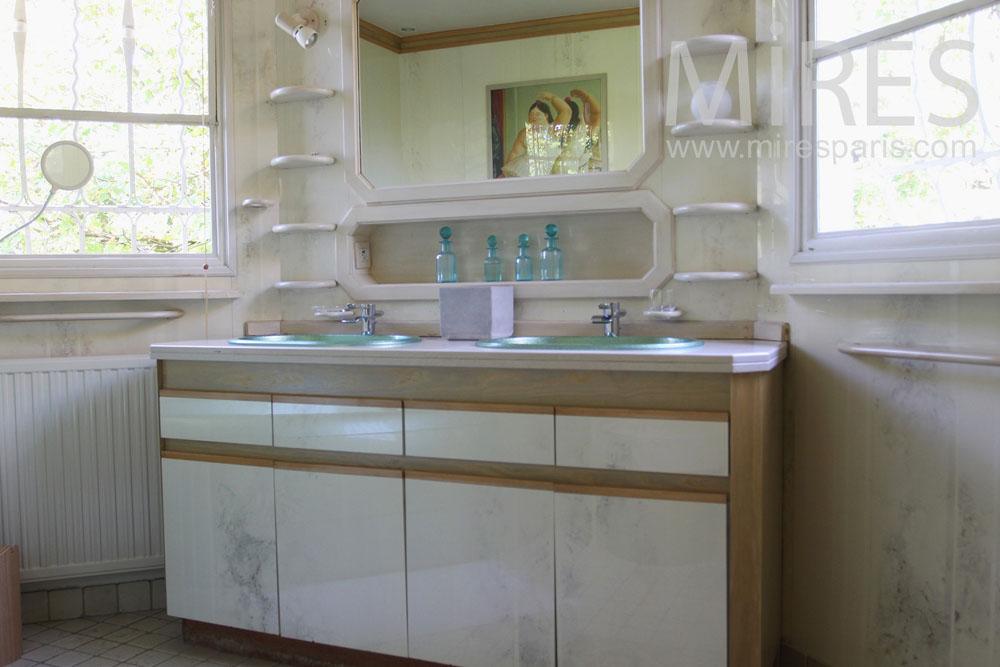 salle de bains annes 50 c0774 mires paris