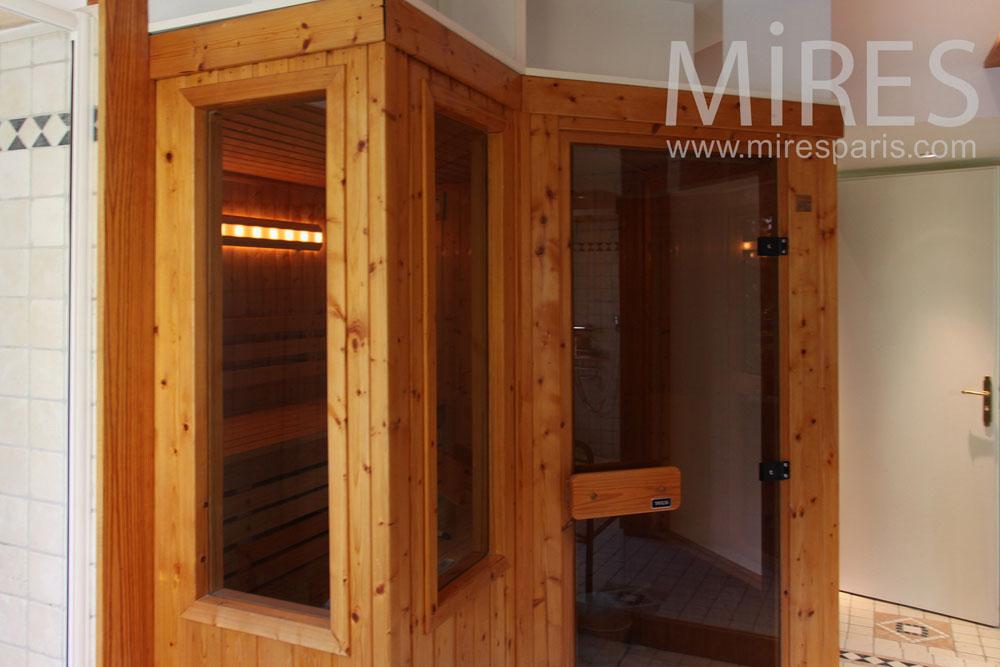 Sauna. C0774