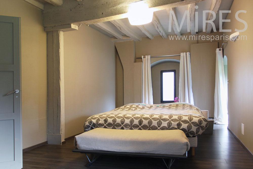 Chambre coucher avec salle de bains et buanderie c0787 for Chambre a coucher avec salle de bain
