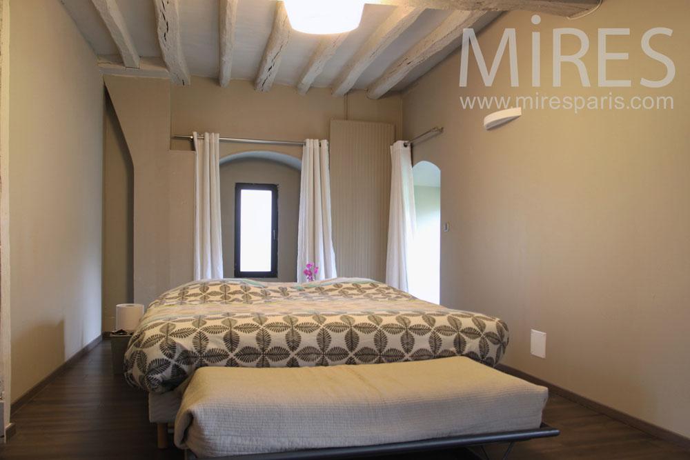 Chambre coucher avec salle de bains et buanderie c0787 Chambre a coucher avec salle de bain