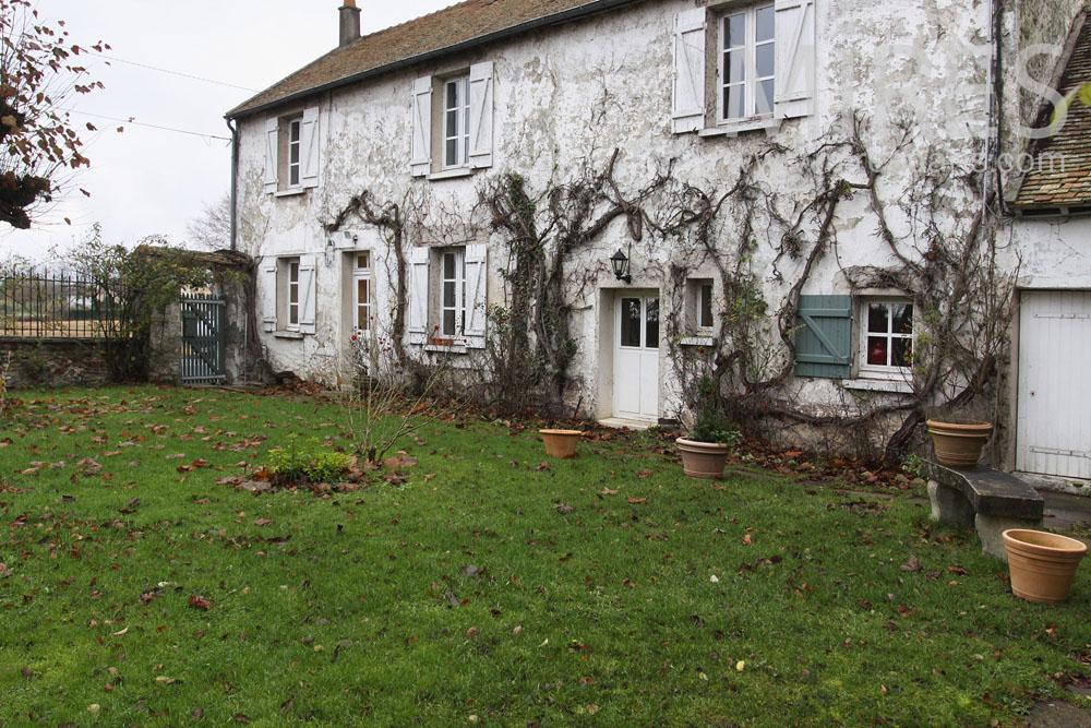 Maison de campagne cosy. C0796