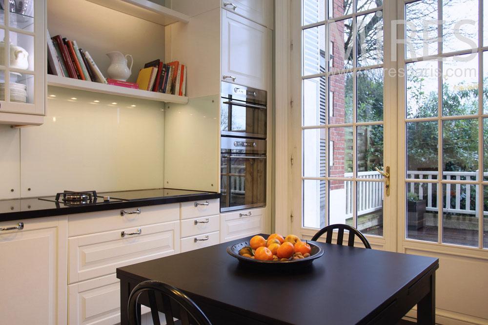 Idee Chambre D Adolescent : Cuisine simple mais efficace C0802  Mires Paris