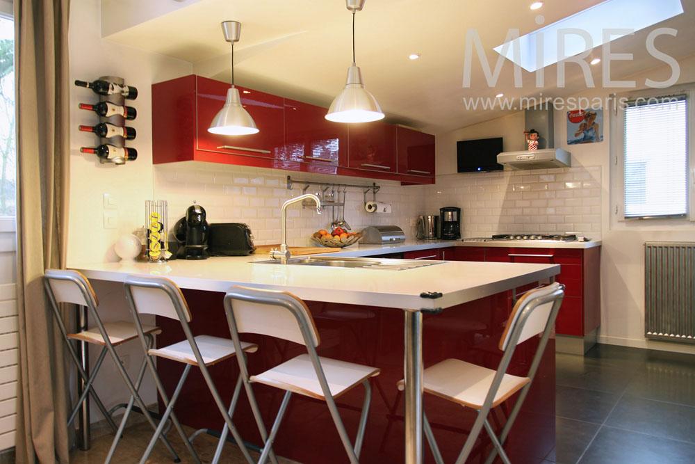 Trendy c with table de cuisine pratique - Table de cuisine pratique ...
