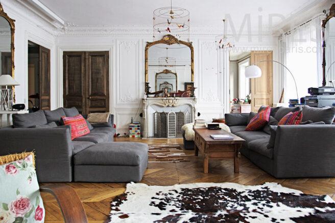 Appartement D Co Et Familiale C0810 Mires Paris