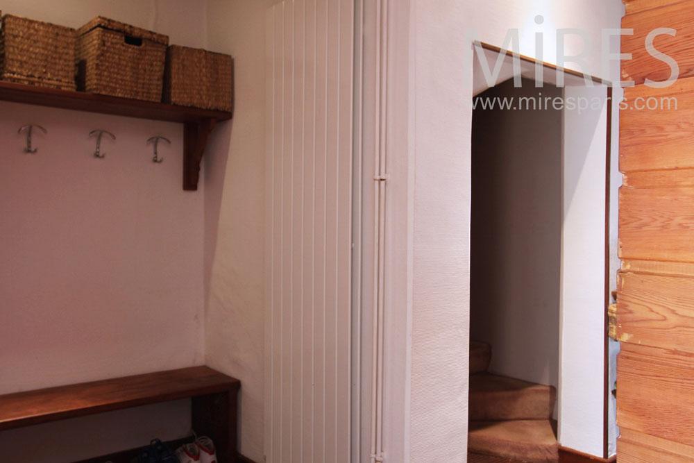 Couloir de nage et sauna. C0814